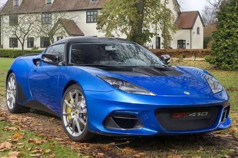 Lotus 0% Finance Offer