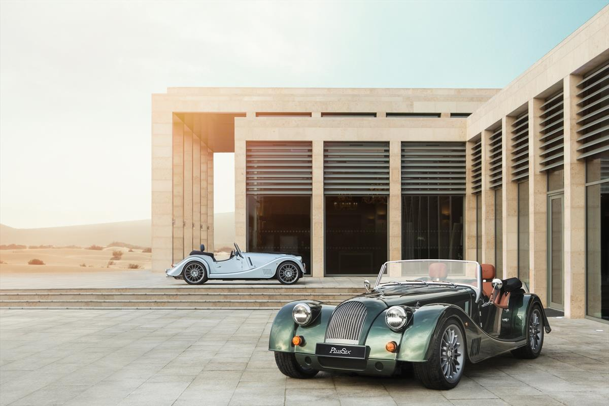 Morgan Plus 6 Pair