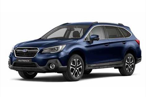 Subaru Outback 2.5i SE EyeSight Lineartronic