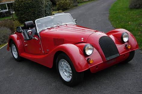 Morgan Roadster 3.7 V6