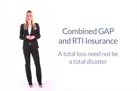 Combined GAP and RTI Insurance