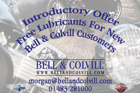 Morgan - Special Offer For Service Customers New To Bell & Colvill